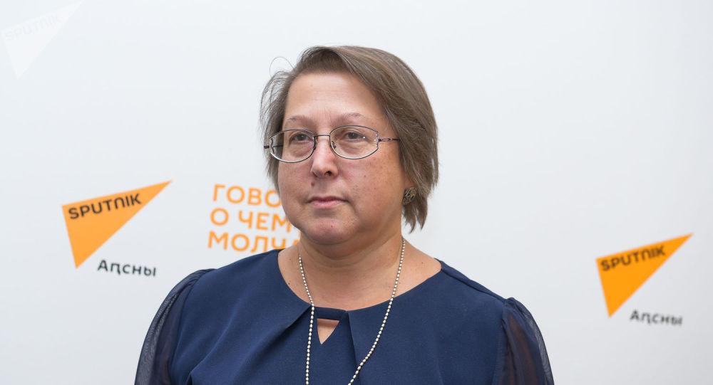 Ирина Повирскер