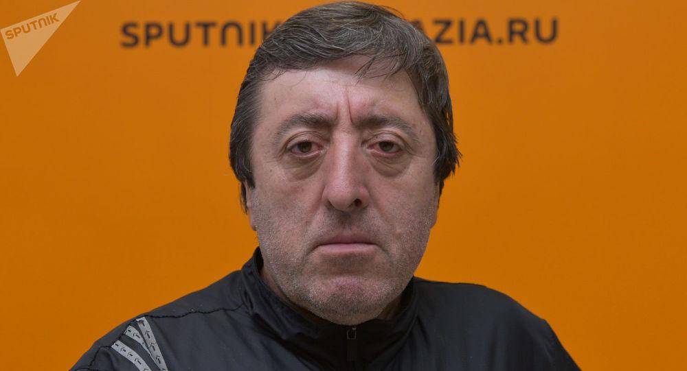 Руслан Кутелия