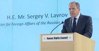 Лавров назвал убийство Немцова подлым и грязным преступлением