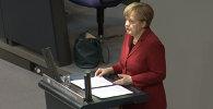 Мы не хотим и не будем их отменять – Меркель о санкциях против РФ