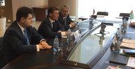 Топилин рассказал о важности подписанных между РФ и Абхазией соглашениях