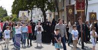 Крестный ход прошел по улицам Сухума