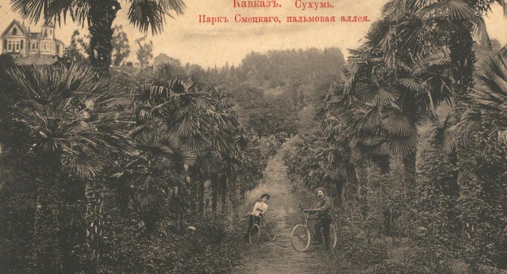 Парк Смецкого.