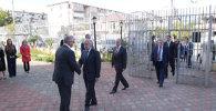 Руководство Абхазии выразило соболезнование Российскому послу