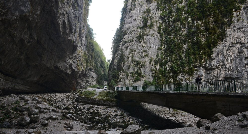 Страны мира. Республика Абхазия