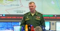 Генерал-майор Игорь Конашенков. Архивное фото