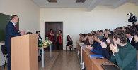 Открытие научно-образовательного форума