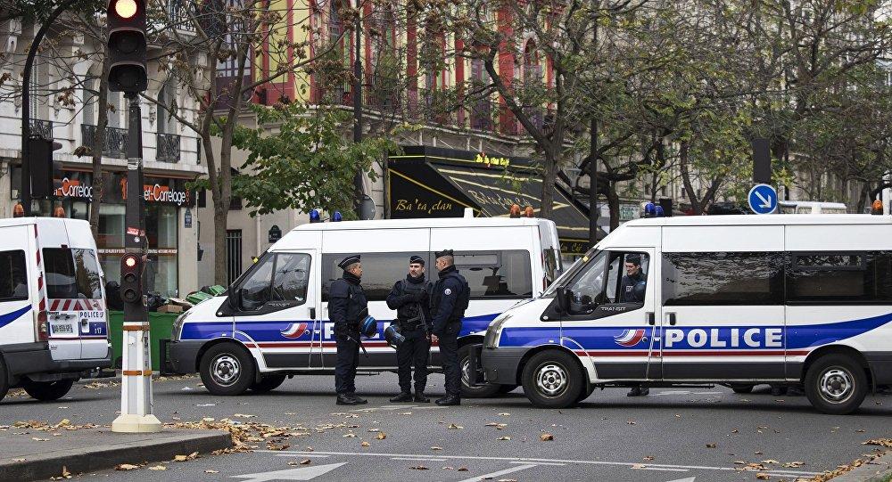 Париж после терактов. Архивное фото