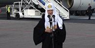 Патриарх Кирилл в Гаване напомнил о давней дружбе между Россией и Кубой