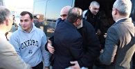 Восьмерых граждан Грузии обменяли на четверых граждан РЮО на КПП Ингур