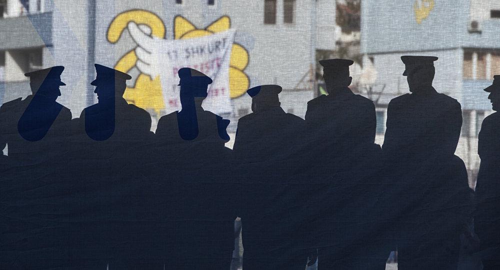 Полиция в Косово. Архивное фото.