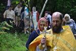 Каманы. День Святого мученика Василиска