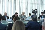 Эксперты обсудили перспективы взаимоотношений Абхазии и России