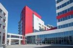 Городская больница № 4 в Сочи.