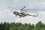 Вертолет Ми-8. Архивное фото.