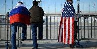 В России побит рекорд отрицательного отношения к США