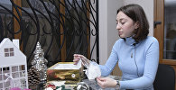 Участница Арт-маркета Екатерина Луценко.