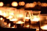 В память о погибших в Мартовском наступлении зажгут 222 свечи. Архивное фото.