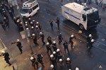 Полиция в Стамбуле. Архивное фото.