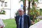 Глава государственного комитета по репатриации Хрипс Джопуа