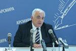 Вадим Харазия рассказал СМИ о создании бизнесклимата в Абхазии