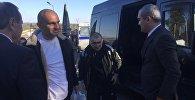 Обмен осужденными гражданами РЮО и Грузии на абхазо-грузинской границе
