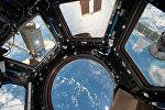Архивное фото космического грузового корабля