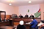Заседание суда по делу о покушении на Анкваб А.З.