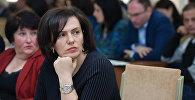 Эльвира Арсалия на заседании кабмина об исполнении Республиканского бюджета