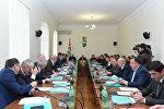 Сессия парламента