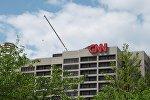 Здание CNN. Архивное фото.