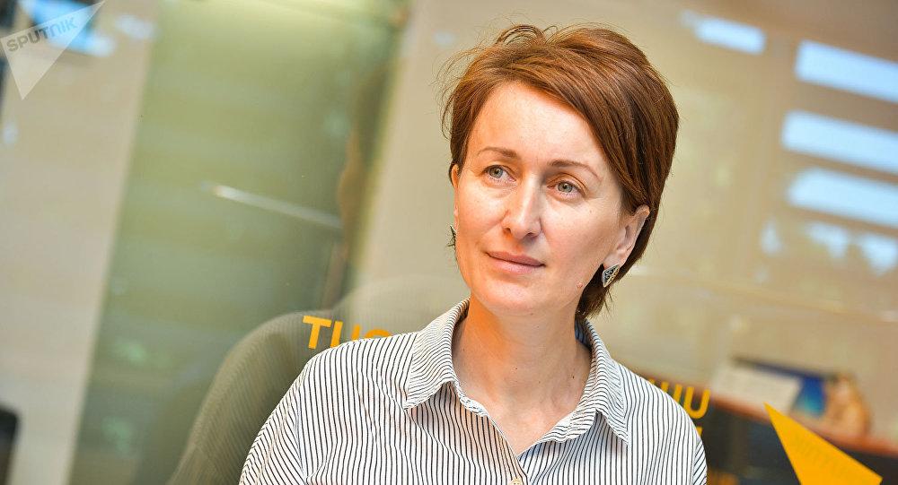 Илона Квициния