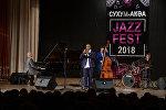 Джазовый фестиваль в Сухуме