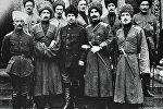 Офицеры Дикой дивизии. Архивное фото.