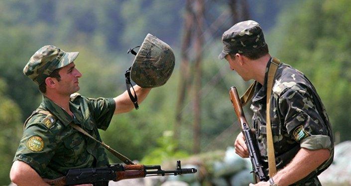 Военная операция в Кодорском ущелье