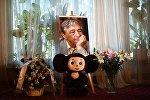 Прощание с писателем Э.Успенским
