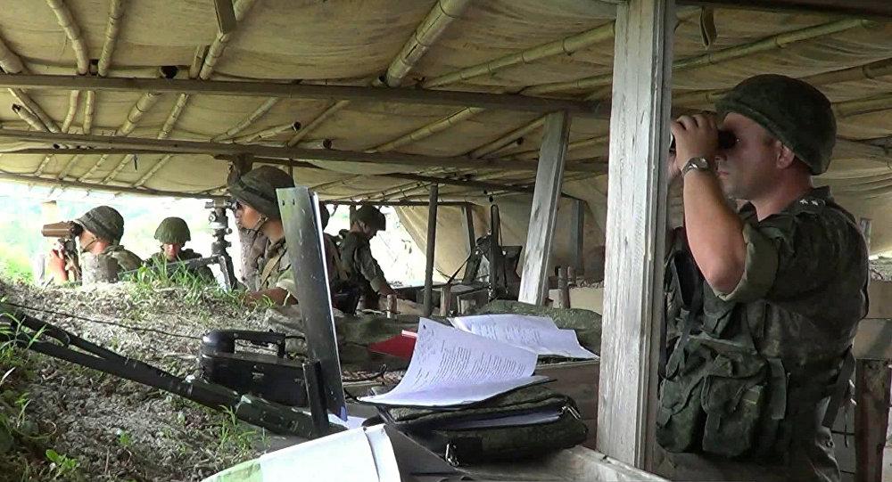 Цабал под Пламенем: как российские военные провели учения в горах Абхазии