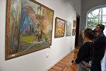 Война и мир в искусстве абхазских художников