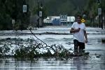 Ураган Майкл обрушился на юго-восточные штаты США