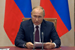 Владимир Путин о трагедии в Керчи