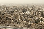 Город Алеппо в Сирии