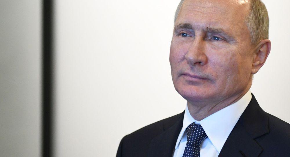 Урыстәыла ахада Владимир Путин
