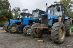 Машинно-тракторная станция в Очамчыре