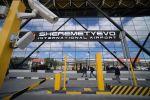 Новый пассажирский терминал B аэропорта Шереметьево