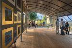 Открытие картинной галереи в селе Лыхны
