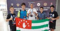 Российские тайбоксеры, которые выступят в составе сборной Абхазии на Кубке Кавказа в Краснодаре