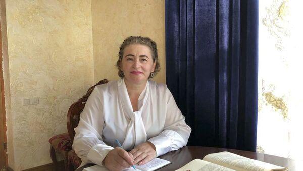 Асида Кокоскерия - Sputnik Аҧсны