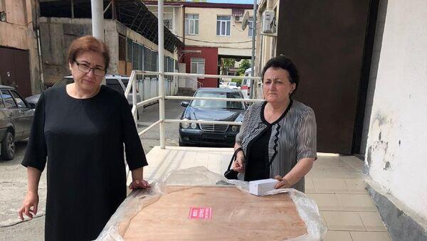 Гудаутская больница получила новое медоборудование - Sputnik Абхазия