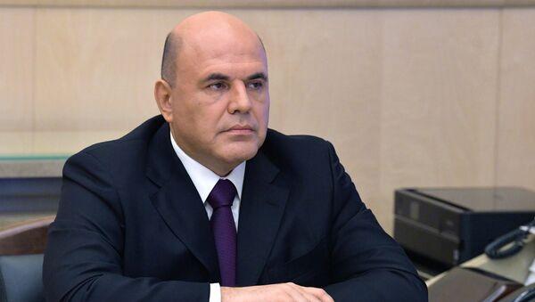 Мишустин на заседании президиума Координационного совета по коронавирусу - Sputnik Абхазия