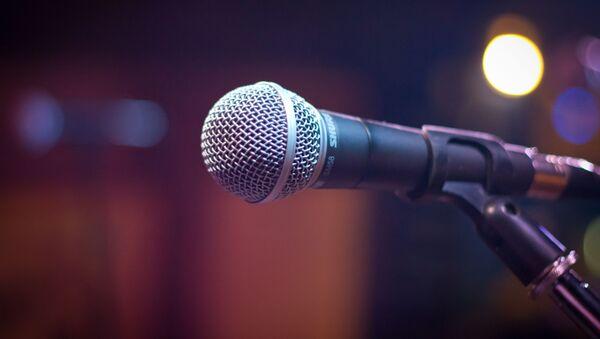 Микрофон  - Sputnik Абхазия